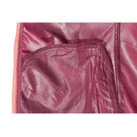 Mizuno Printed Hoodie Jacket Women beetred